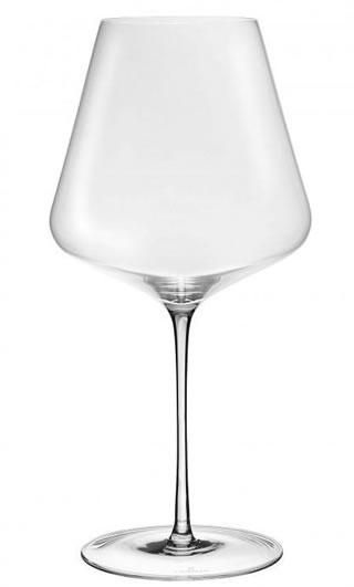 Venta de copas de cristal sopladas a boca