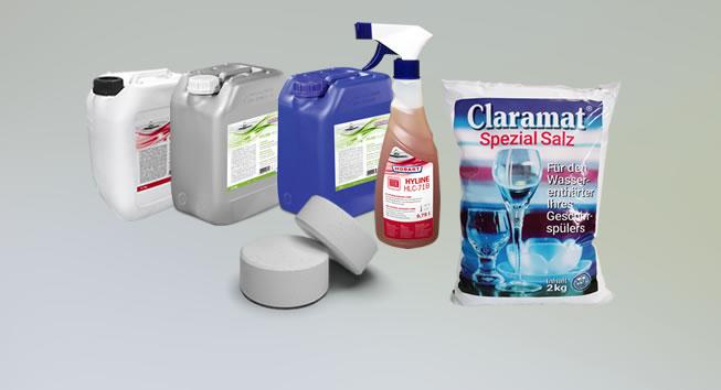 Detergentes para lavavajillas profesionale