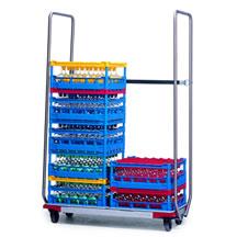 carro porta cestas para restaurantes y hoteles