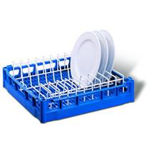 cesta para lavaplatos